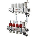 Коллекторные системы для отопления, теплого пола и водоснабжения